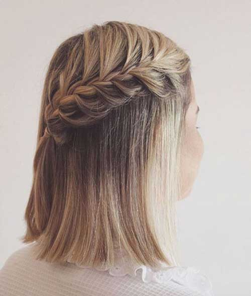 Braided Hairstyles For Short Hair Tumblr Hd Gallery