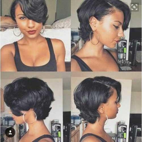Short Hairstyles for Black Women-6