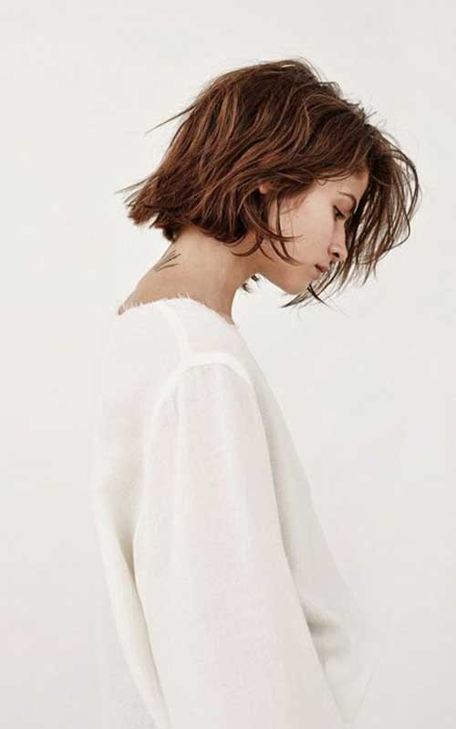 7. Latest Short Hairstyle