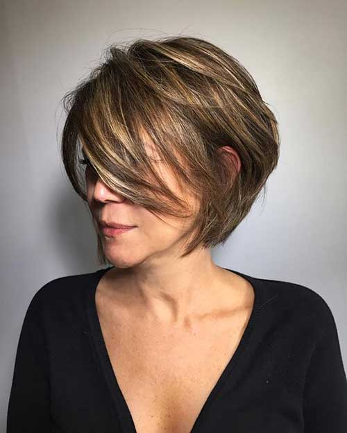 Beloved & Charming Ideas About Bob Haircuts | Short ...