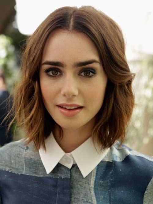 Hairstyles for Girls with Short Hair-8