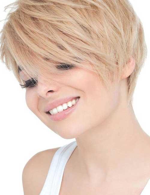 Short Blonde Hairstyles-8