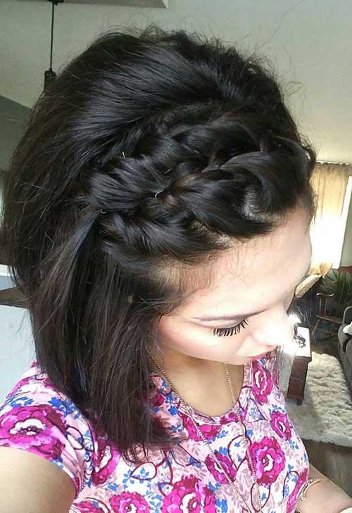 Braided Short Hairstyles-8