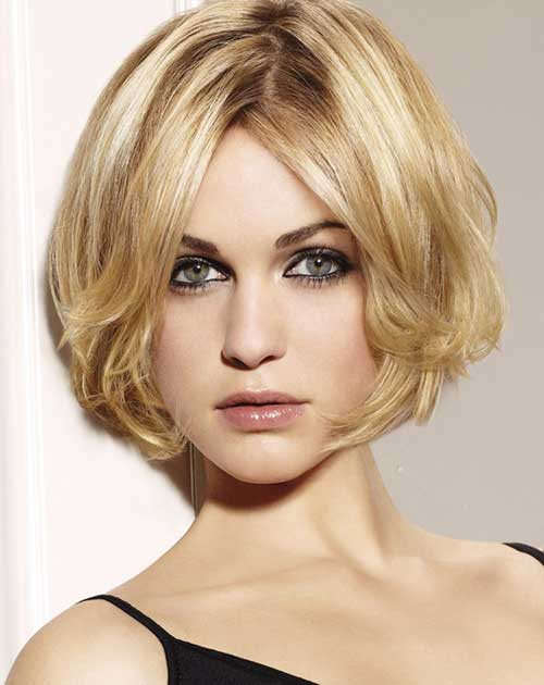 Short Hairstyles for Thin Hair-8