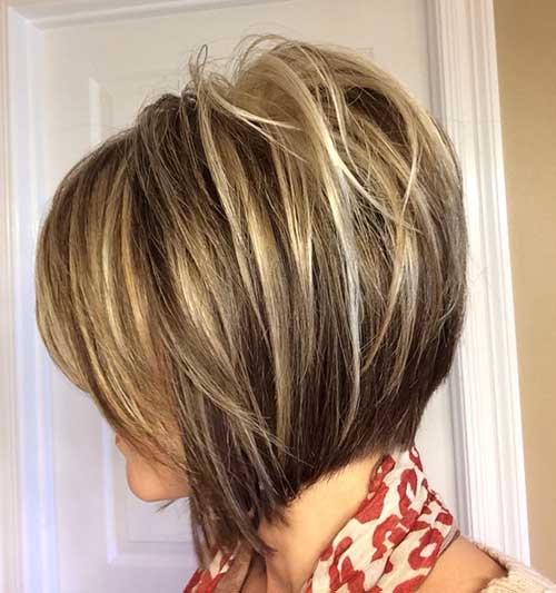 Stylish Short Haircuts 2014