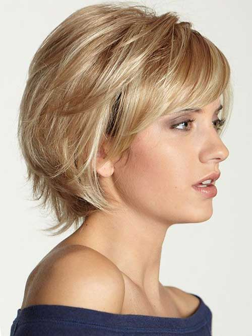 Ladies Short Haircuts