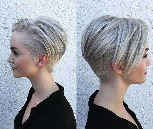 Long Pixie Hair Style Wonderful Long Pixie Hairstyles You Should See  Short Hairstyles .