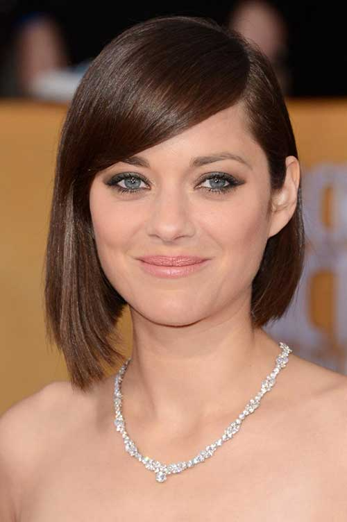 Hairstyles for Thin Short Hair