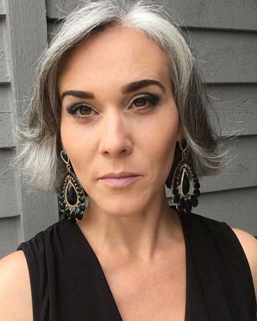 Older Women Short Haircuts