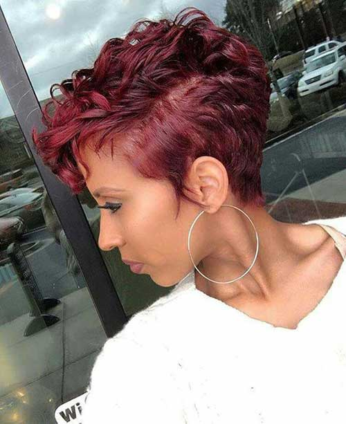 Short Hair Styles for Black Women