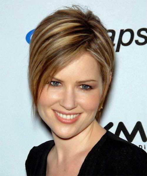 Stylish short asymmetrical pixie haircut - Chic Short Hair Ideas For Stylish Ladies Short