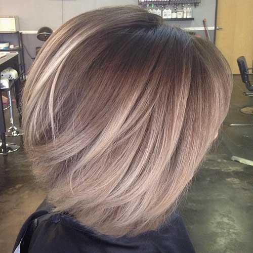 Short Haircut for Thin Hair