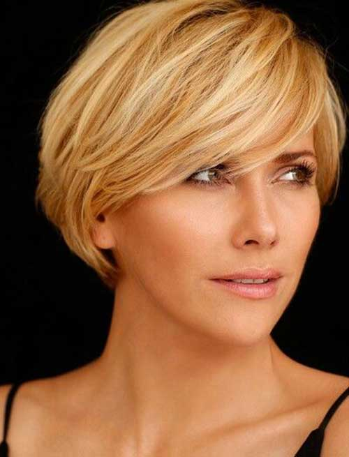 Chic Short Hair Ideas for Stylish La s