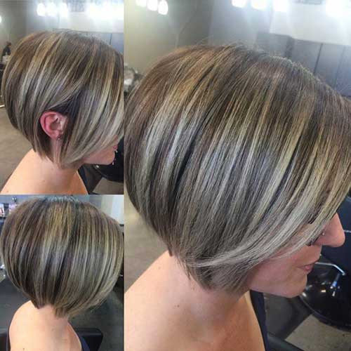 Short Thin Hair Styles