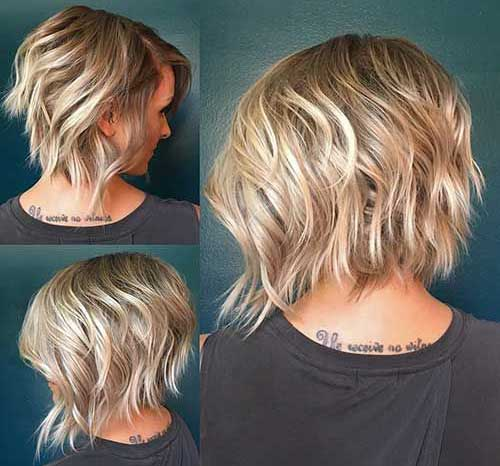 Women Short Hair