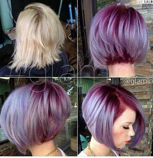 Short Hair Colors-12