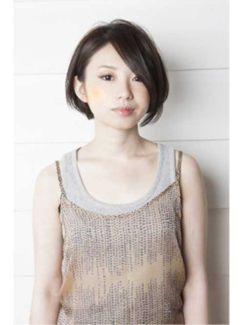 Asian Short Hairstyles-7