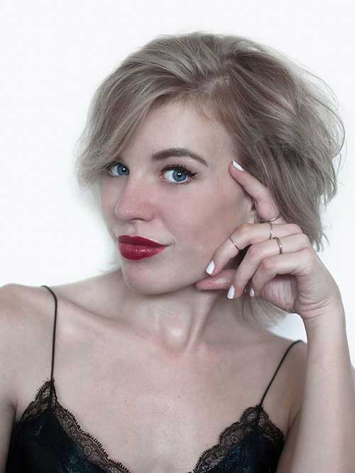 Short Hairstyles Women-9