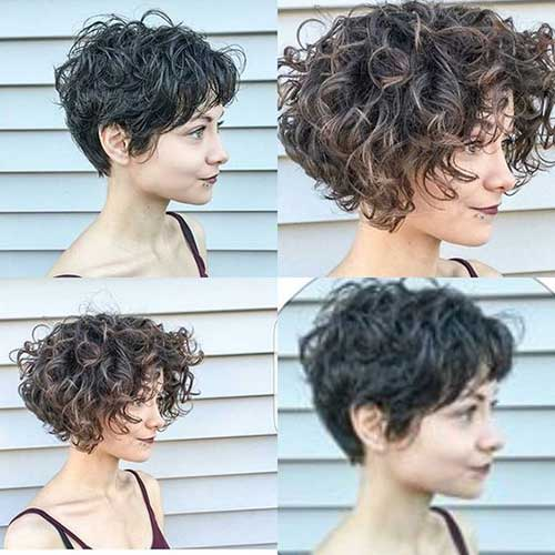 Best Short Curly Haircuts