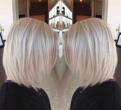 Short Blonde Hairdos