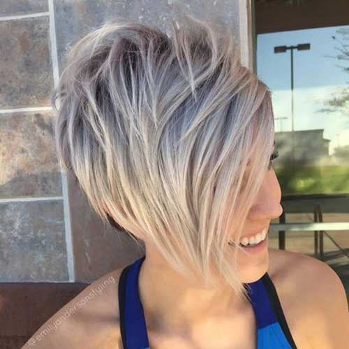 Amazing Short Haircuts For Women Over 40 Short Hairstyles Haircuts 2019 2020