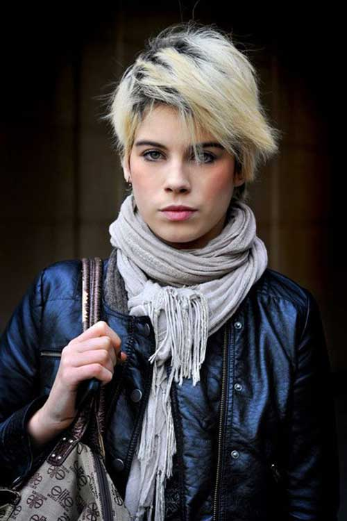 Blonde Short Hairstyles-10