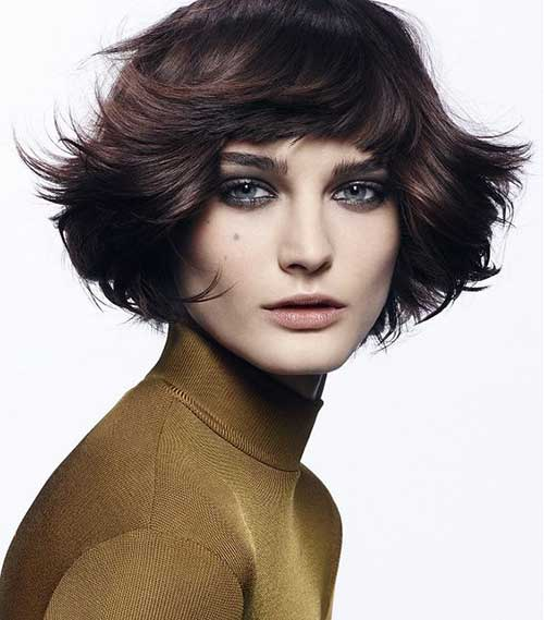 Short Layered Hairstyles-10