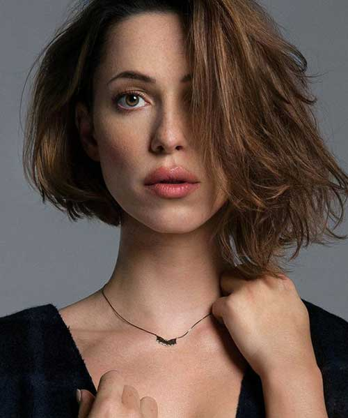 Short Layered Hairstyles-11