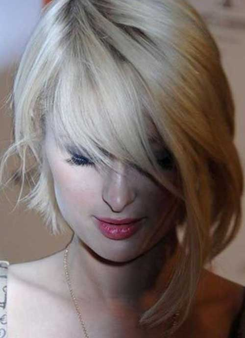 Short Layered Hairstyles-12