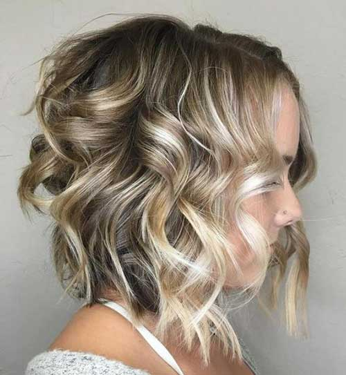 Blonde Short Hairstyles-14