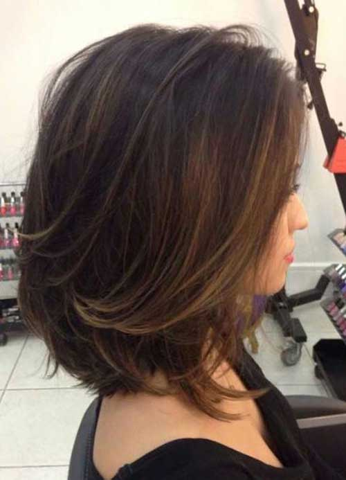 Medium Short Haircuts-15
