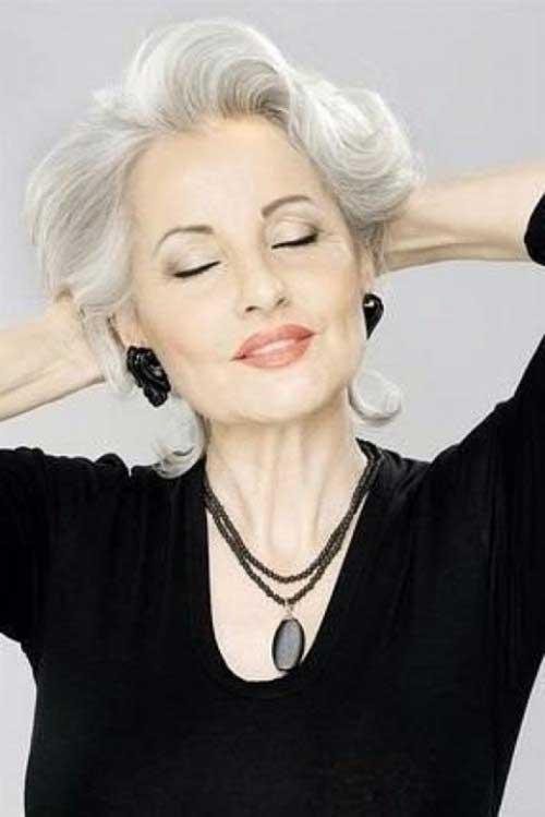 Older Ladies Short Hairstyles-15