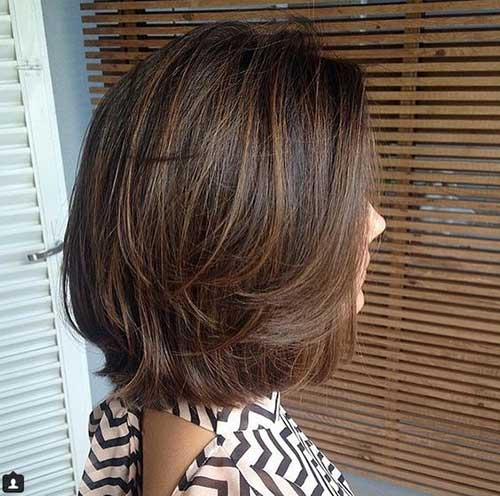 Short Layered Hairstyles-17
