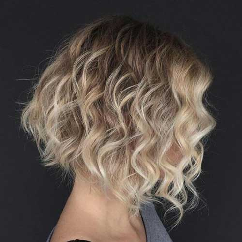Short Curly Hairstyles-20