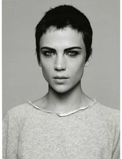 Modern Short Hairstyles Women-7