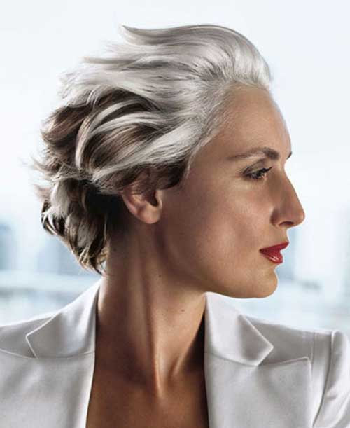 Older Ladies Short Hairstyles-7