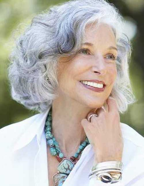 Older Ladies Short Hairstyles-8