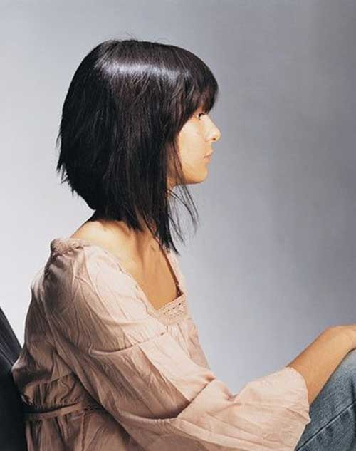 Short Layered Hairstyles-8