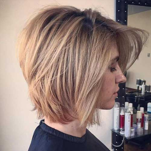 Short Layered Hairstyles-9