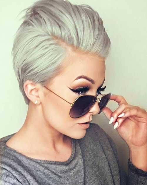 Short Hair Color Ideas-12