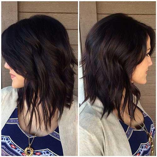 Wavy Short Hair Styles-12