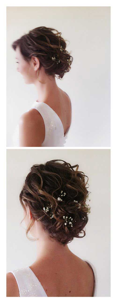 Short Updo Hairstyles-13