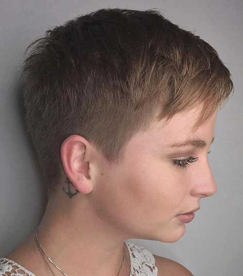Very Short Haircuts-15