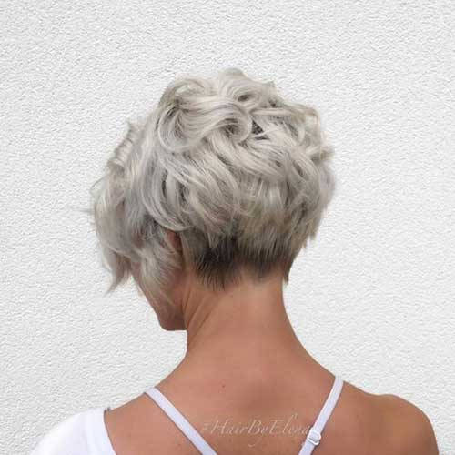 7.Short Hair Colors