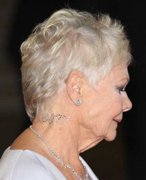 Short Haircuts for Older Ladies-7