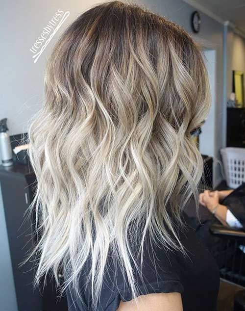 Wavy Short Hair Styles-8