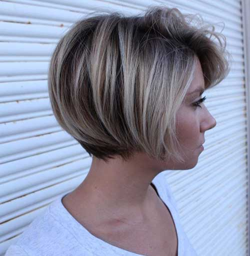 Short Hair Colors