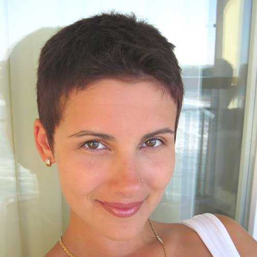 Very Short Hair for Women