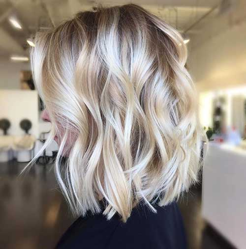 Highlights for Short Hair-13