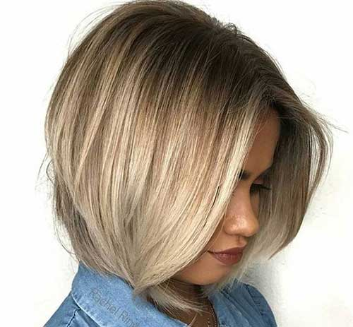 Highlights for Short Hair-15